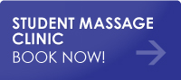 Student massage clinic book now